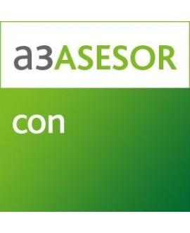 Software gestión despachos abogados. Programa contabilidad a3ASESOR | con |