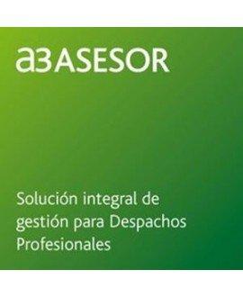 Solución integral gestión para Despachos Profesionales a3ASESOR |