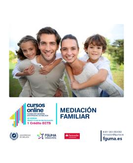 Curso online mediación familiar