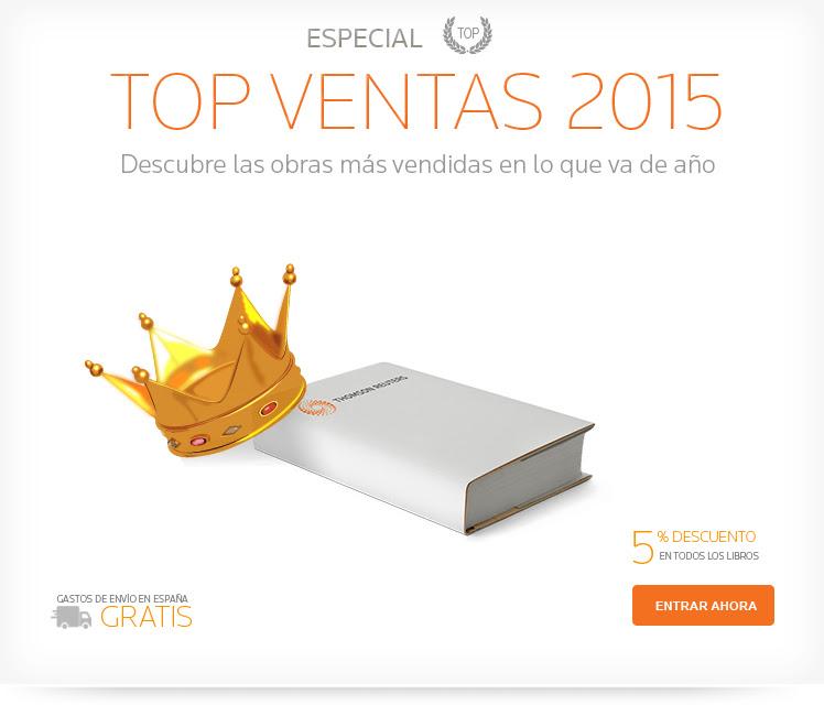 Libros jurídicos más vendidos del 2015 ¿Quiéres saber más
