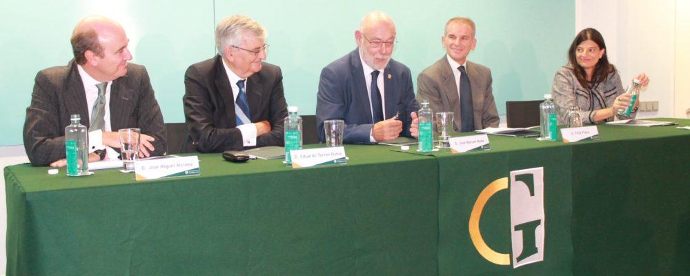 Presentación de la I edición del Programa Executive en Compliance Centro Garrigues-min