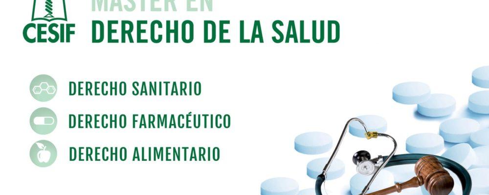 Master Derecho de la Salud CESIF Barcelona (2)