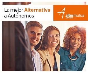 La mejor alternativa a autónomos AlterMutua Anuncio