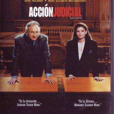 15. ACCIÓN JUDICIAL