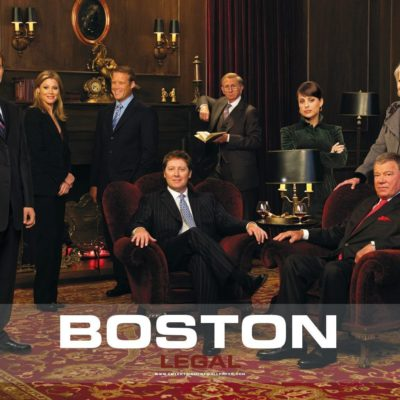17. BOSTON LEGAL