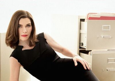 3. THE GOOD WIFE